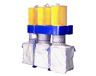 Пылеулавливающие установки для шлифовальных станков серии ФЦ