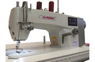 Прямострочные промышленные швейные машины серии Aurora V
