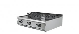 Газовые плиты серии WOK-EMP