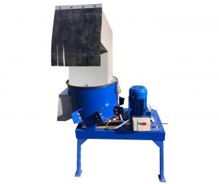 Дробилки с ременной передачей для пластика, пластмасс, ПЭТ, пленки, поролона, литников, стекла, медицинских отходов серии СТДБ-Р