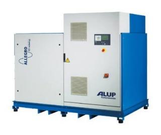 Винтовые компрессоры серии ALLEGRO (oil-free)
