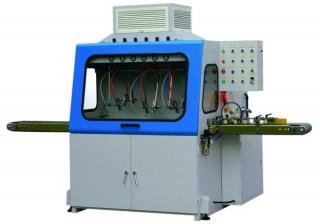 Окрасочные станки проходного типа для погонажных изделий серии LSPM