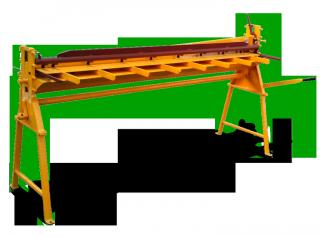 Механические гильотинные ножницы серии MZG