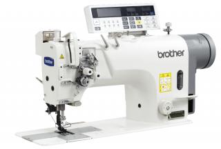 Двухигольные промышленные швейные машины T-8722C Brother