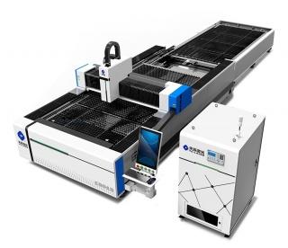 Волоконные лазеры со сменными столами тяжелой серии TC-E