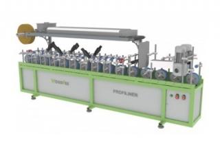 Станки для облицовывания погонажных изделий WoodTec Profiliner, 300B