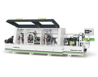 Автоматические кромкооблицовочные станки серии EdgeMatic