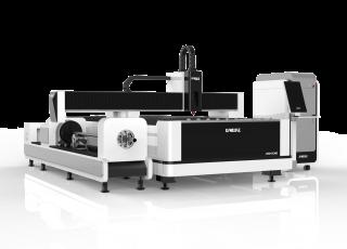 Станки волоконной лазерной резки с труборезом серии CNR