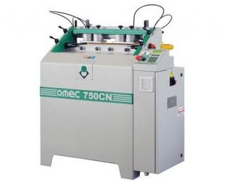Двухосевые автоматические шипорезные станки OMEC серии CN