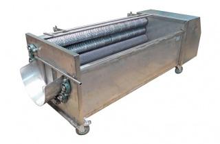 Машины для щеточно-абразивной очистки моркови серии МЩА