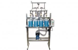 Аппараты Filler для розлива жидкостей серии OF