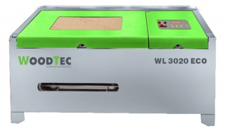 Лазерно-гравировальные станки WoodTec серии ECO