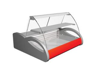 Горизонтальные барные витрины холодильные серии Арго