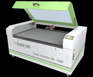 Лазерно-гравировальные станки WoodTec серии LaserStream