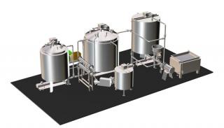 Линии переработки молока серии ЛПМ