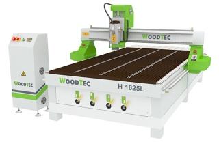Фрезерно-гравировальные станки с ЧПУ Woodtec серии H L