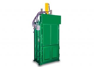 Вертикальные пакетировочные прессы для металлических отходов серии ПВТ