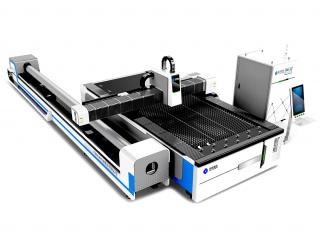 Комбинированные оптоволоконные лазеры для резки листов и труб серии TC-FT