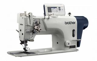 Двухигольные промышленные швейные машины серии Brother T-D