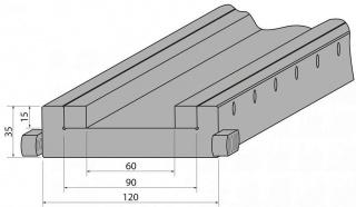 Держатели матриц R1 серии C 1050-90