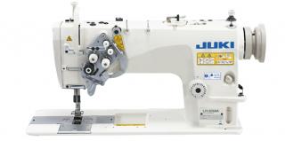 Двухигольные промышленные швейные машины серии JUKI LH-3568A