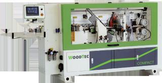 Станки для облицовывания кромок WoodTec серии Compact