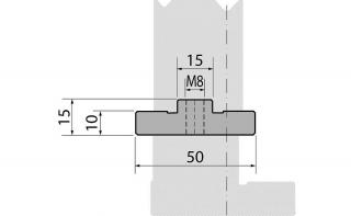 Держатели матриц серии PM50