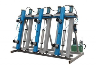 Прессы гидравлические вертикальные серии SL-VSP