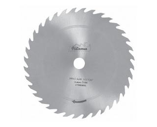 Пильные диски без напайки для бревнопильных станков Pilana серии A