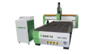 Фрезерно-гравировальные станки с ЧПУ WoodTec серии CH