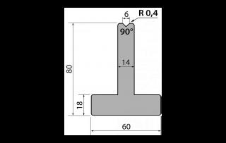Матрицы R1 Т-образная модель серии T80.06.90