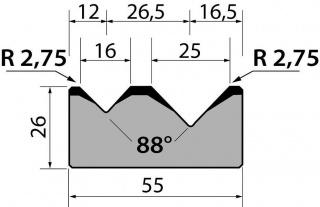 Матрицы серии M26.88.04.835